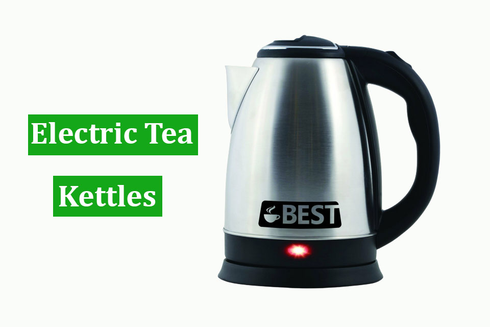 How to Use an Electric Tea Kettle