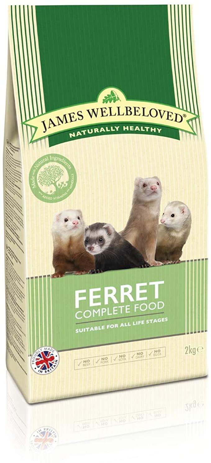 James Wellbeloved Ferret Complete Dry Food