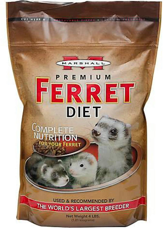 Marshall Premium Ferret Food