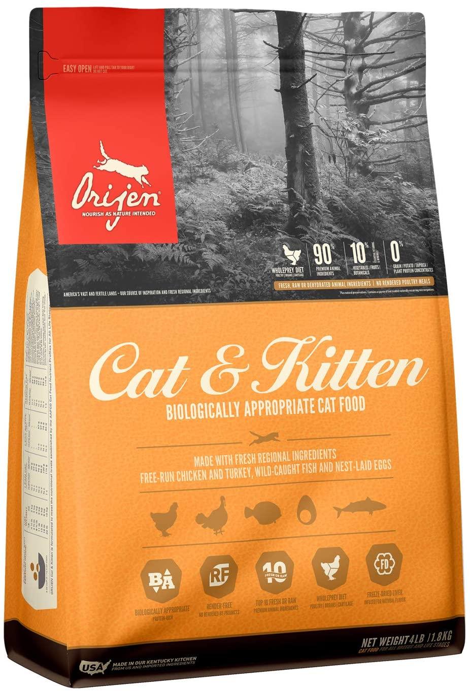 Orijen Dry Cat Food for Ferret