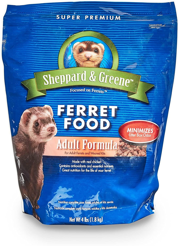 Sheppard and Greene Adult Ferret Food
