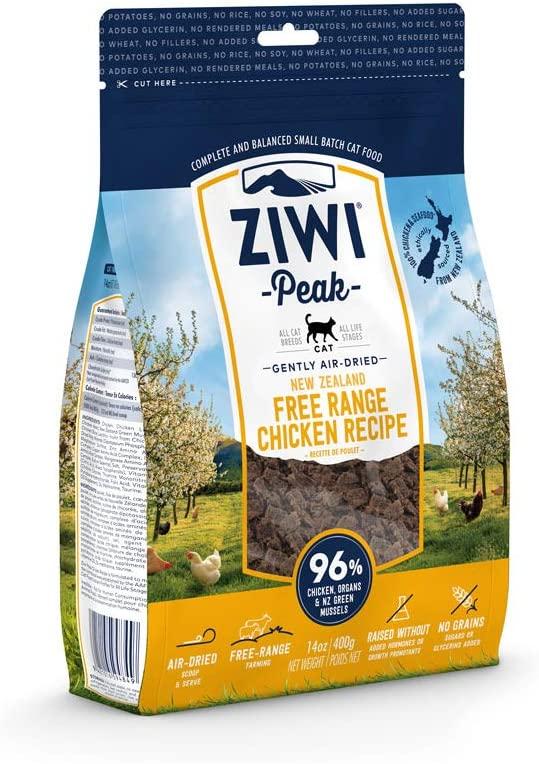 ZIWI Peak Air-Dried Cat food
